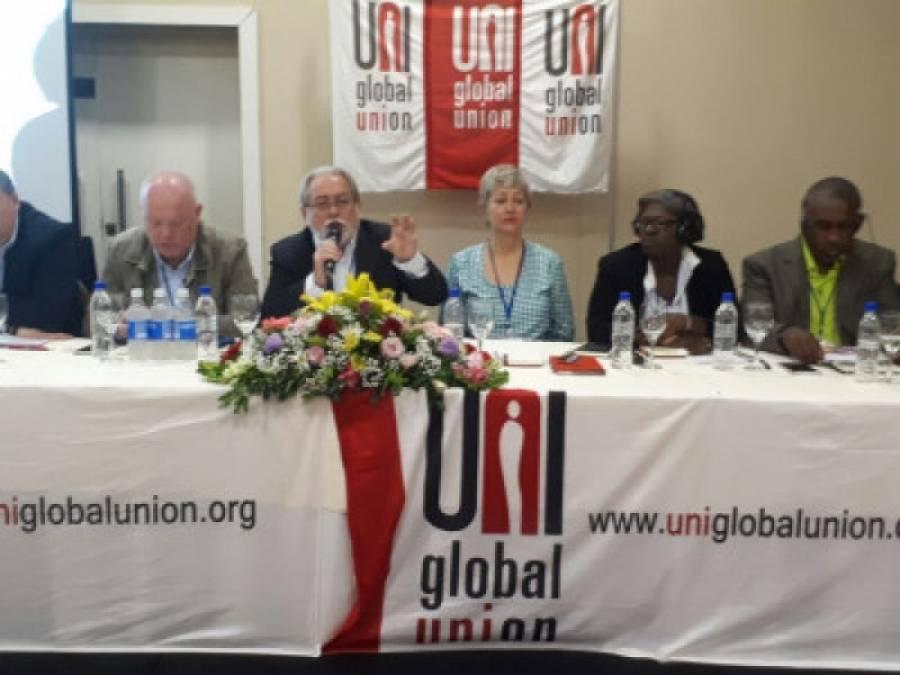XIIIª Reunião Conjunta das Redes Sindicais de Bancos Internacionais tem análise de conjuntura global