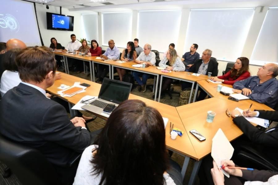 Hoje tem reunião da Comissão Bipartite de Igualdade de Oportunidades