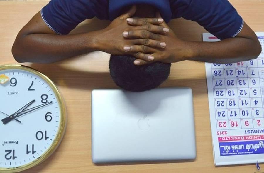 Síndrome de Burnout, uma epidemia que avança na categoria bancária