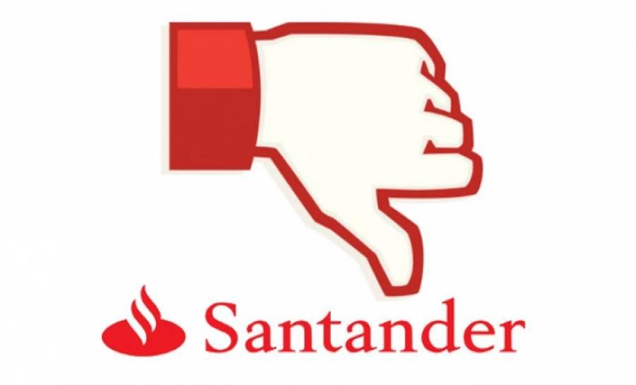 Santander lidera ranking de reclamações no 3º trimestre