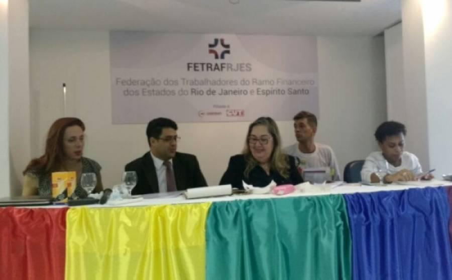 Seminário discutiu direitos e desafios para pessoas LGBT