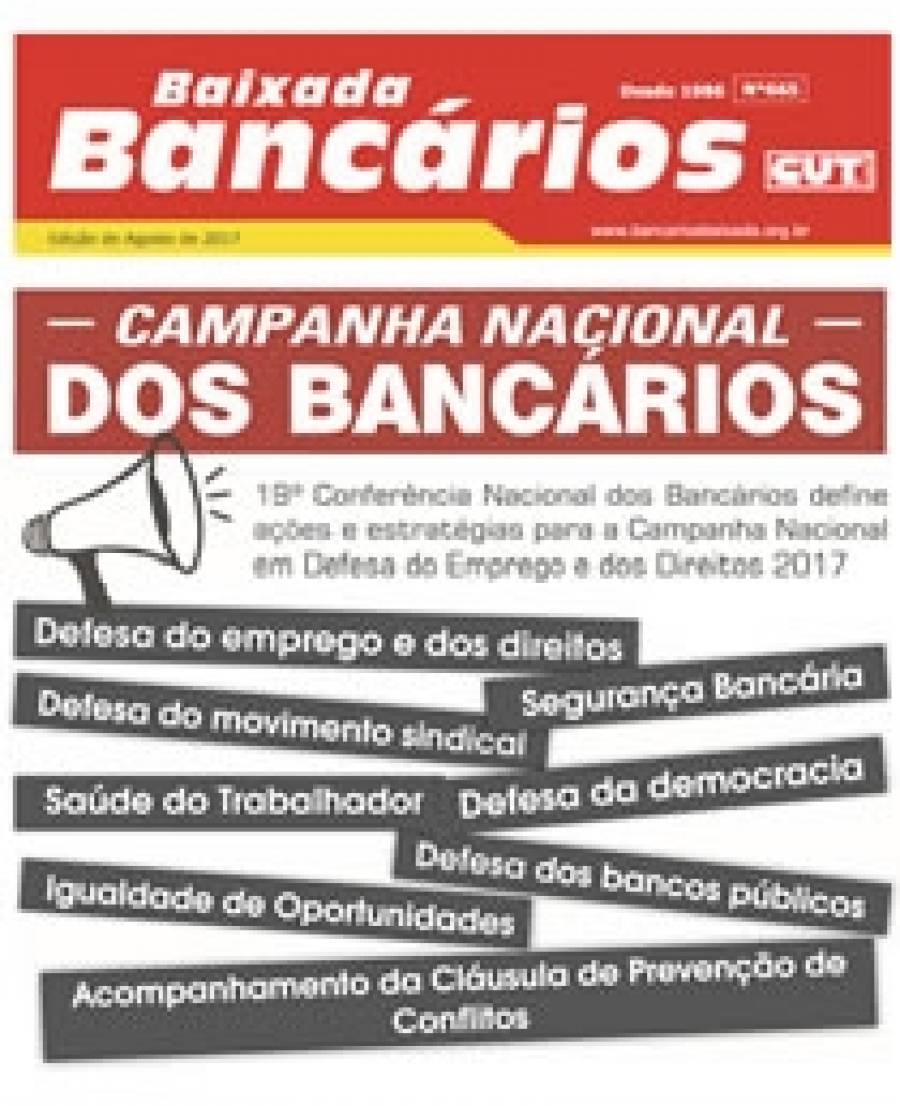19° Conferência Nacional dos Bancários