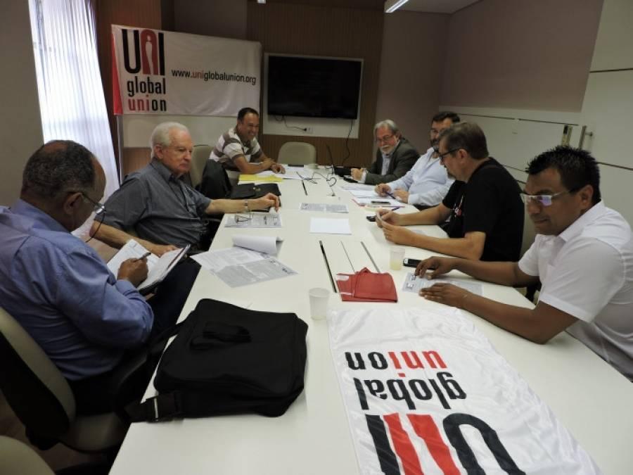 Contraf-CUT sedia 88ª reunião do Conselho de Enlace da Uni Brasil